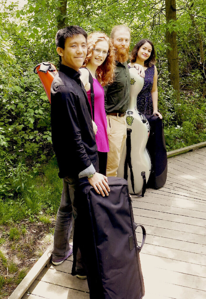 Booking info Fenway String Quartet in Boston