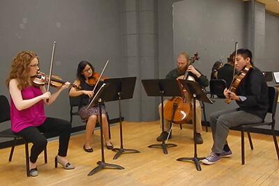 Fenway String Quartet Girl from Ipanema