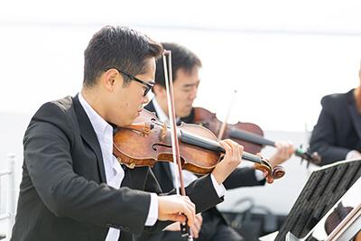 Fenway String Quartet Minuet by Boccherini