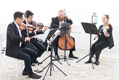 Fenway String Quartet My Neighbor Totoro Theme