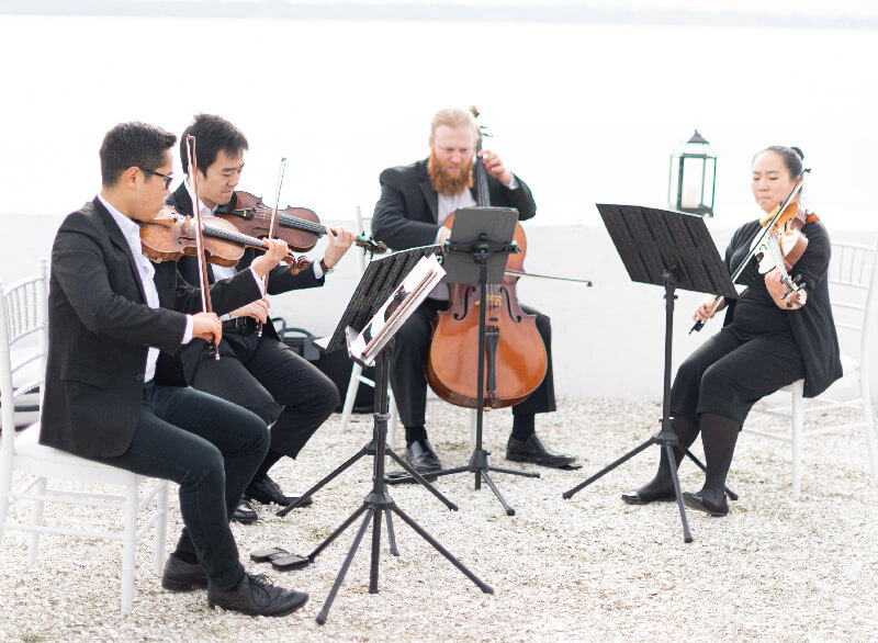 Fenway String Quartet Weddings