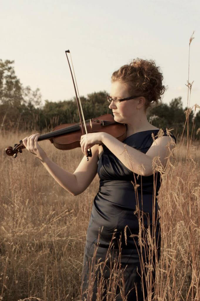 Nicole Parks Fenway String Quartet