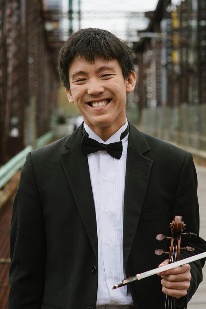Oliver Chang Fenway String Quartet